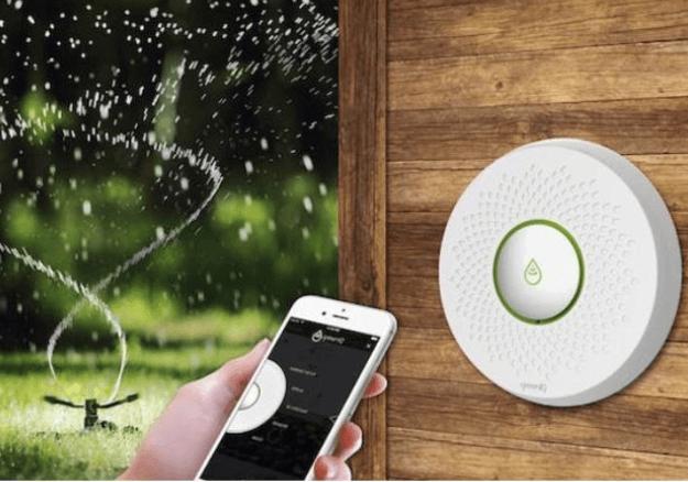 Smart Sprinkler Timer (Davis County UT)