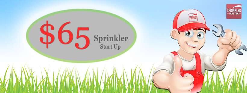 spring sprinkler start-up Davis County