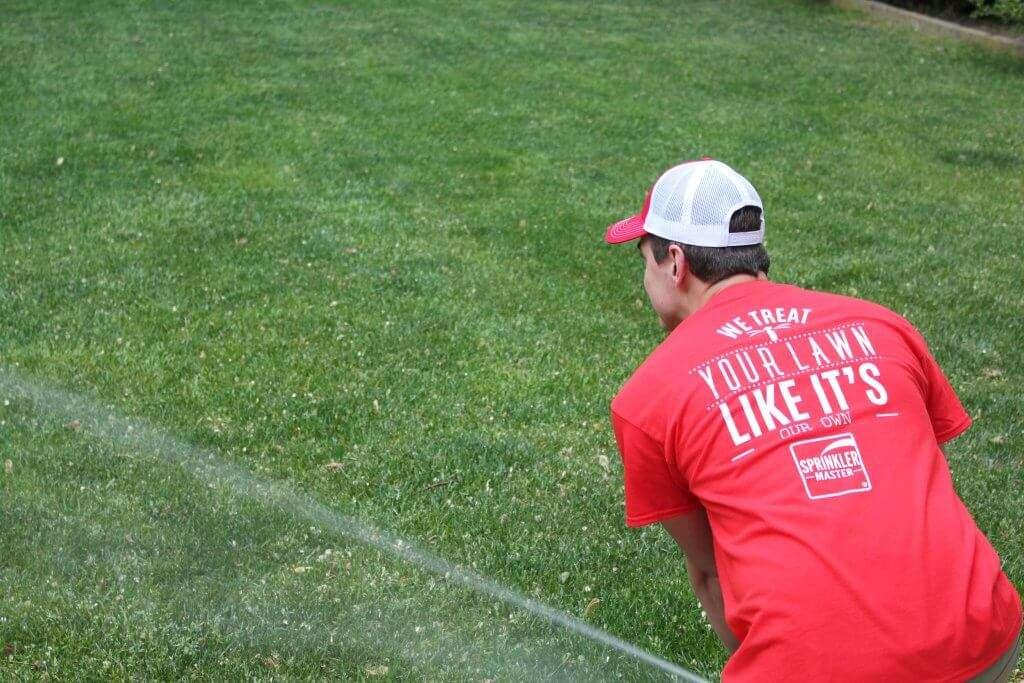 best sprinkler company